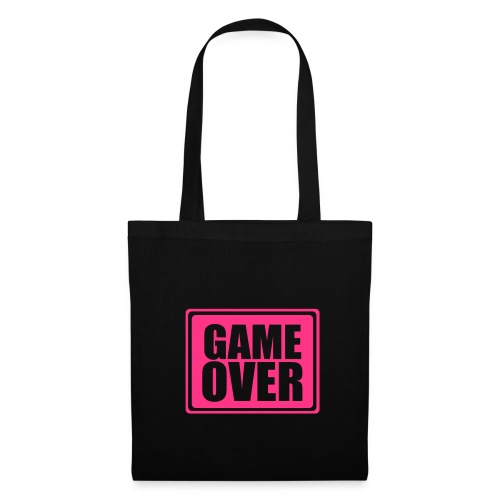 Game Over - Tote Bag