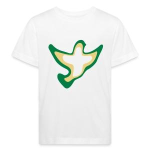 T-Shirt Uni - Kinder Bio-T-Shirt