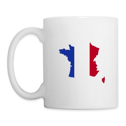 France Café - Mug blanc