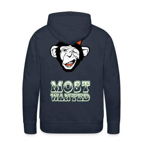 Crazzy APE - Männer Premium Hoodie