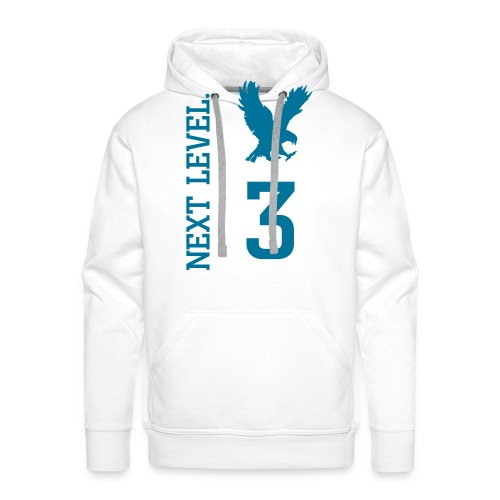 Next Level. Hoody. - Men's Premium Hoodie