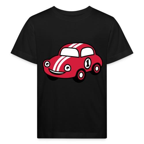 kindershirt auto - Kinderen Bio-T-shirt