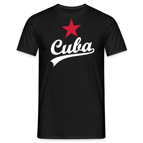 cuba - Männer T-Shirt