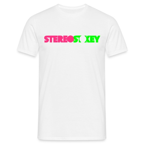 Stereo Stokey T-Shirt - Men's T-Shirt
