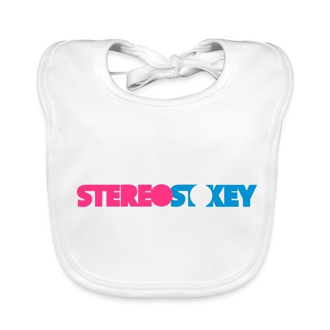 Stereo Stokey Baby Bib