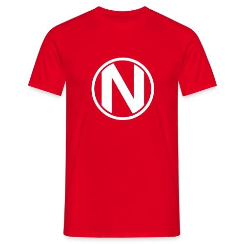 N-Shirt Männer - Männer T-Shirt