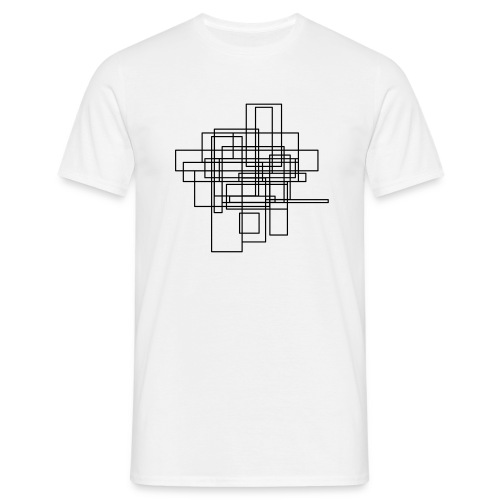 Controlld Madness - Men's T-Shirt