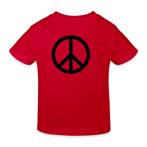 Peace - T-shirt bio Enfant