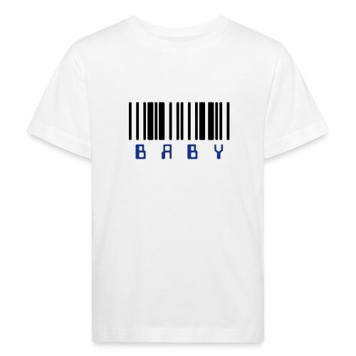 Code barres - T-shirt bio Enfant