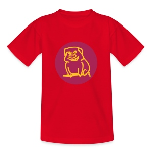 Kinder Freie Farbwahl - Teenager T-Shirt