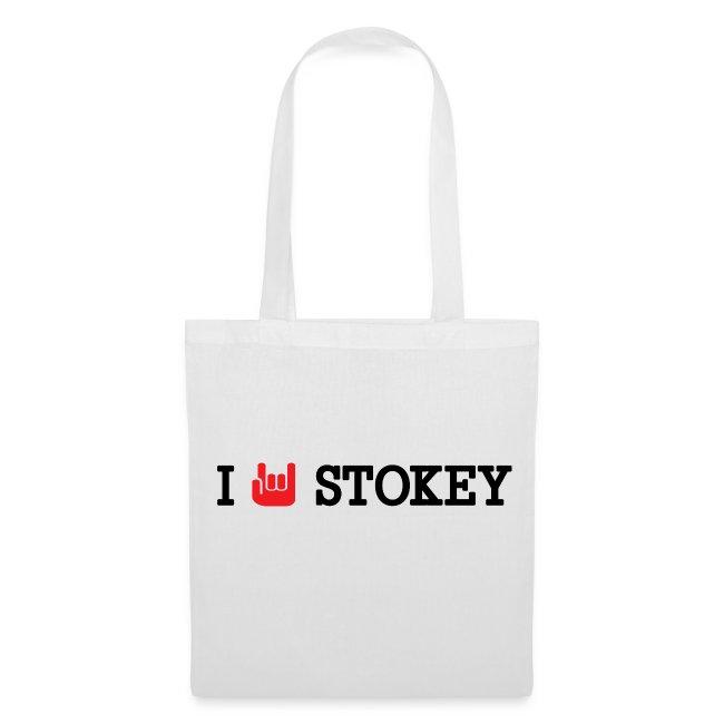 I Rock Stokey Bag