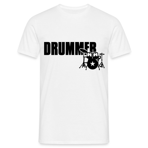 Drummer Mens - Men's T-Shirt