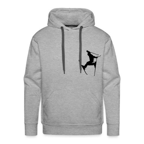 Kapuzenpullover Ski-Jump - Männer Premium Hoodie