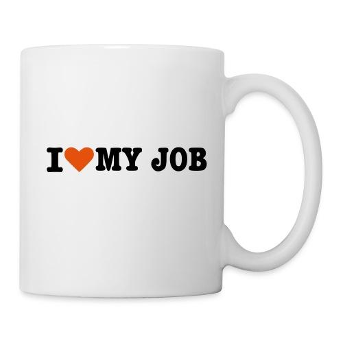 Pause Bureau - Mug blanc