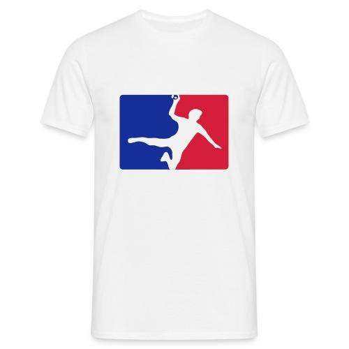 Handboll men - T-skjorte for menn