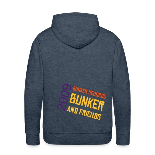 Bunker and Friends 2009 Pulli (Jimbeatz edition) - Männer Premium Hoodie