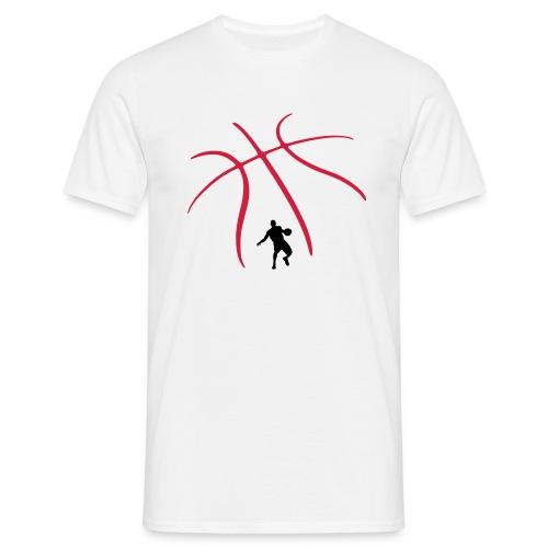 Basketball T-Shirt - Männer T-Shirt