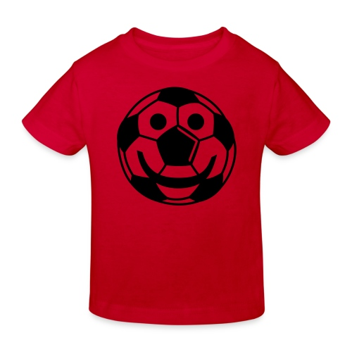 Kinder T-shirt Smiley - Kinder Bio-T-Shirt