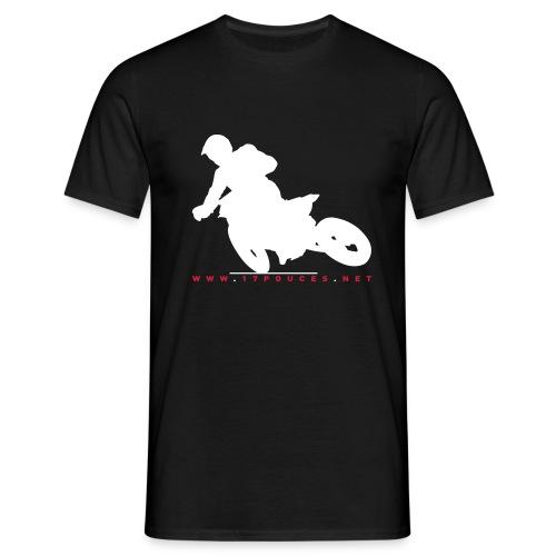17 supermoto - T-shirt Homme