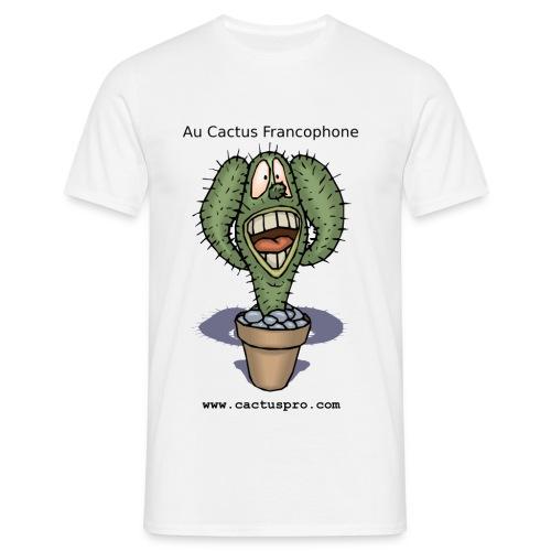 T-shirt Basique Homme CF - T-shirt Homme
