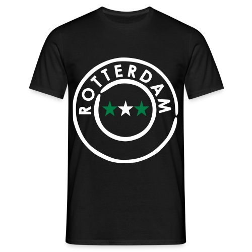 T shirt represent Rotterdam - Mannen T-shirt