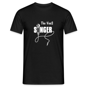 singer shirt - Men's T-Shirt