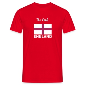 england shirt - Men's T-Shirt