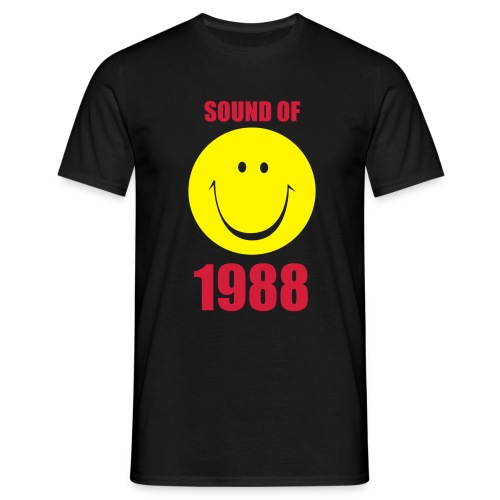 Sound of 88 - T-shirt herr