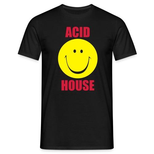 Acid House - T-shirt herr