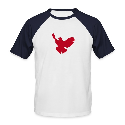 ..this won't help - Männer Baseball-T-Shirt