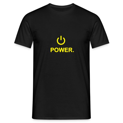 Motorrad-Power Shirt  - Männer T-Shirt
