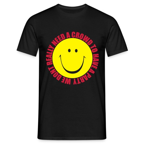 Big Fun - T-shirt herr