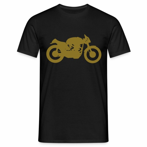 Manx - Men's T-Shirt