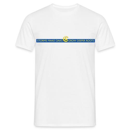 Deeper Roots (Front) - Men's T-Shirt