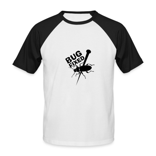 Bugss - T-shirt baseball manches courtes Homme