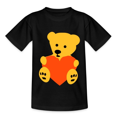 teddy - Camiseta adolescente