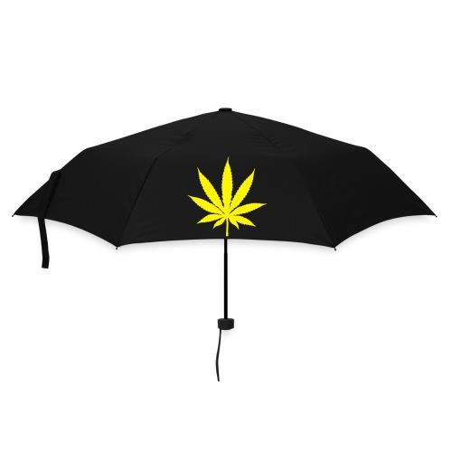 Schirm / homgrowing kills... - gelb - Regenschirm (klein)