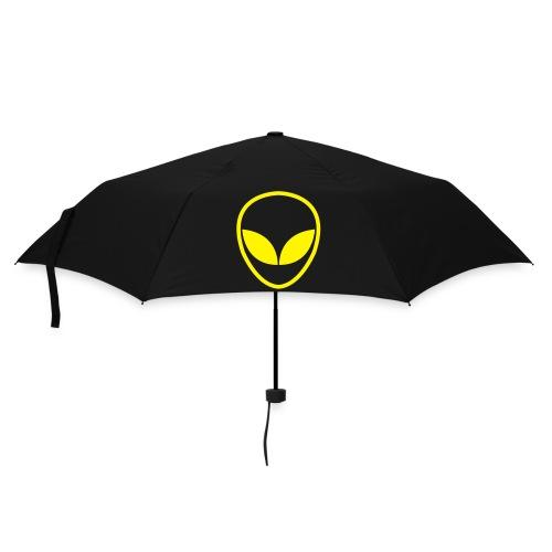 Schirm Alien Style  - gelb - Regenschirm (klein)