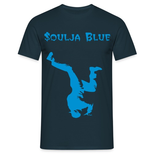 $ouja Blue - Men's T-Shirt