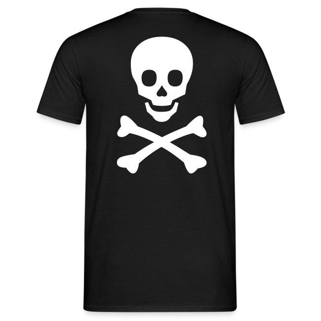 DCI Skull X Bones SGT