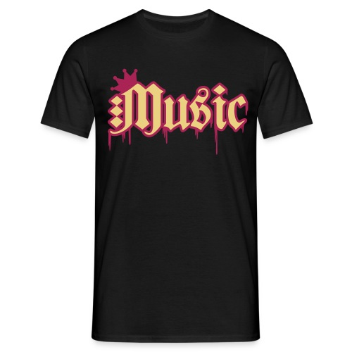 Music Shirt - Camiseta hombre