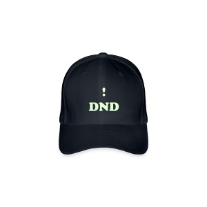 Exclamation hats DND-fb - Flexfit baseballcap