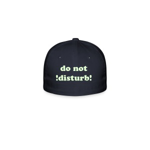 Exclamation hats DND-bs - Flexfit baseballcap