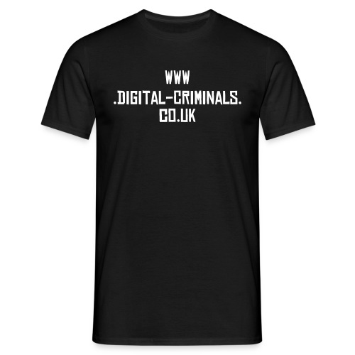 DCI Jim - Men's T-Shirt