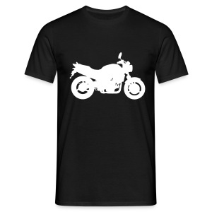 CB900F (white) - Men's T-Shirt
