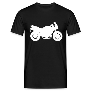 CB600 (white) - Men's T-Shirt