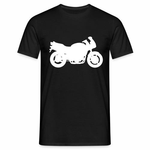 CB600 (white) - Men's T-Shirt