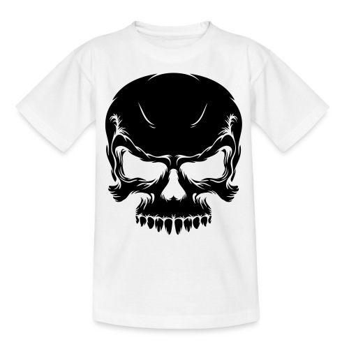 Skull-Shirt - Teenager T-Shirt