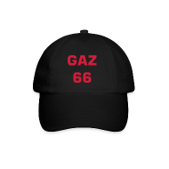 Caps & Hats ~ Baseball Cap ~ Black Truckers Cap - GAZ-66
