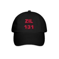 Caps & Hats ~ Baseball Cap ~ Black Truckers Cap - Zil-131